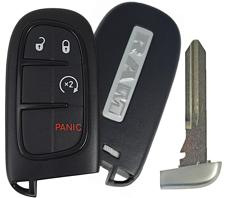 Oem Dodge Ram Smart Key 1500 2500 3500 Pickup Truck Remote Fob Prox | eBay