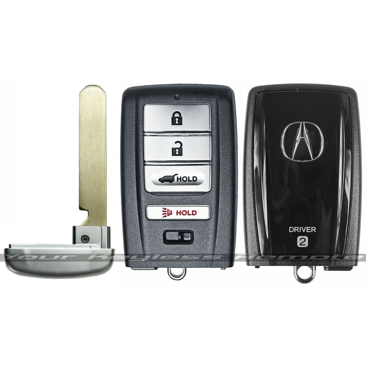 Acura Mdx Smart Key Remote Prox Keyless Fob Transmitter