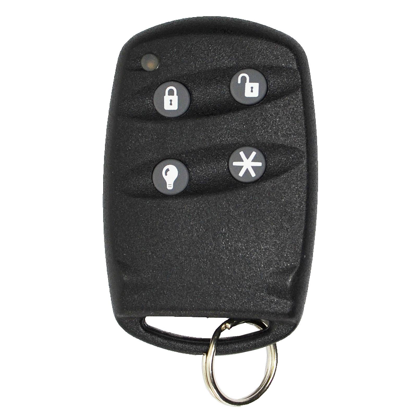 Used Elm Home Alarm Security System Remote B4z 760a Efob
