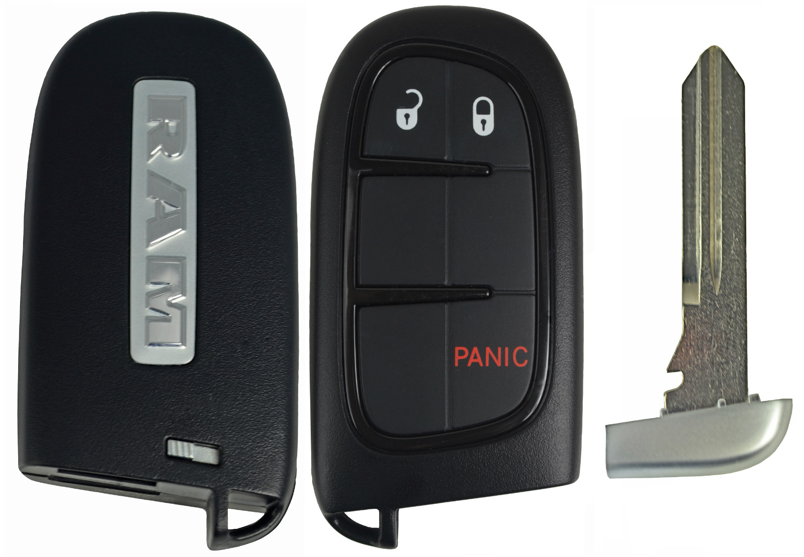 Oem Dodge Ram Smart Key 1500 2500 3500 Pickup Truck Remote Fobik Fob Prox 3 But | eBay