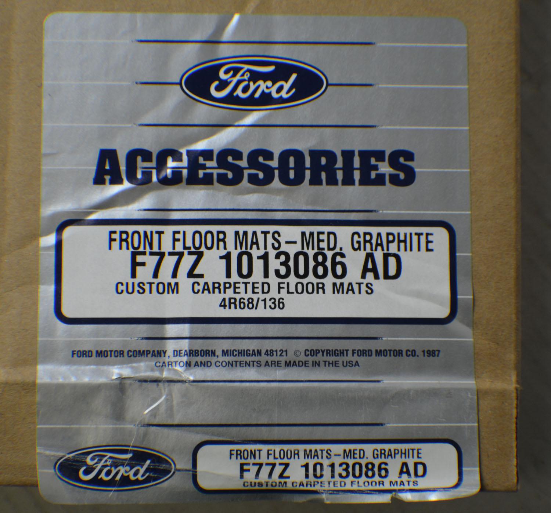 Floor mats cost - Product Thumb2