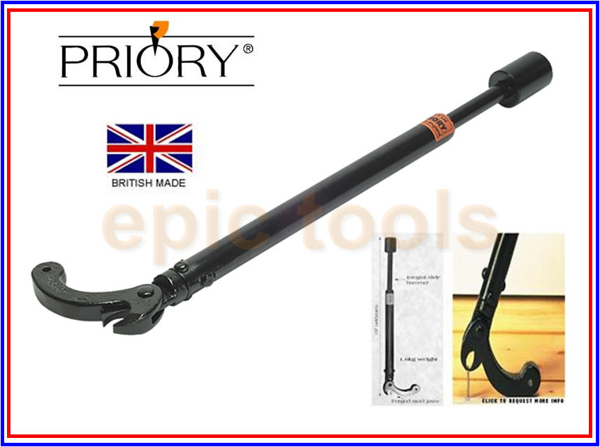 Priory Nail Puller Remover For