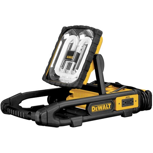 Dewalt Dc022 18v Cordless Area Site Work Light Charger Ebay