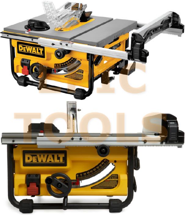 New dewalt dw745 portable 250mm 10 table site saw blade for 110v table saws