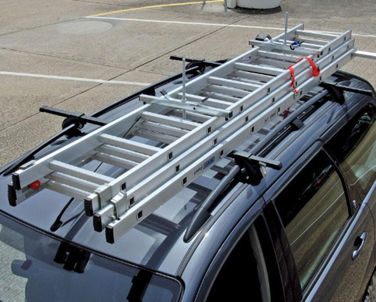 New Draper Ladder Steps Safe Clamp Pair For Securing
