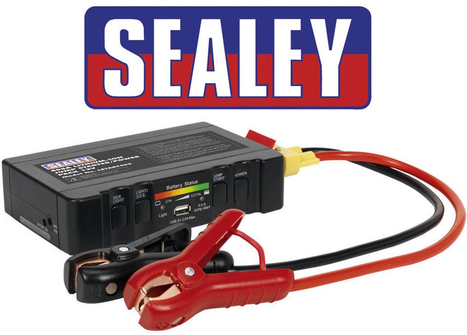 sealey petrol diesel 12v battery jump start starter booster power pack lstart405. Black Bedroom Furniture Sets. Home Design Ideas