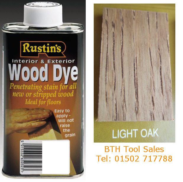 light oak wood stain