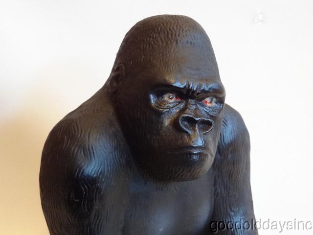 Chimpanzee Information: Bushman The Gorilla's History At ...  |Bushman Gorilla Death