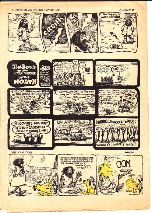 Le Hippie dans la BD - Page 2 YELLOWDOGONEBACK