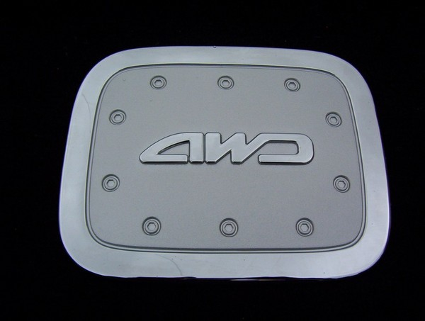 honda crv cr v mk1 97 01 chrome fuel cap cover new ebay. Black Bedroom Furniture Sets. Home Design Ideas