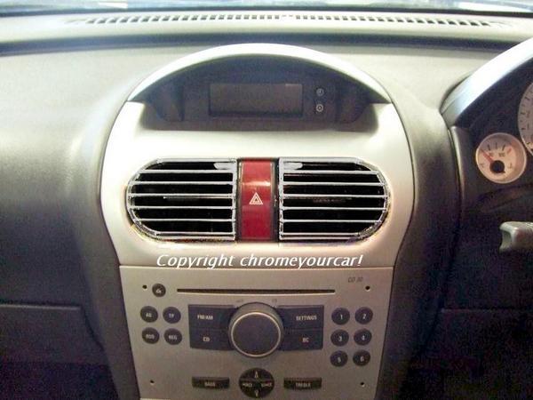 Vauxhall Corsa C Interior. OPEL CORSA C (01-06)