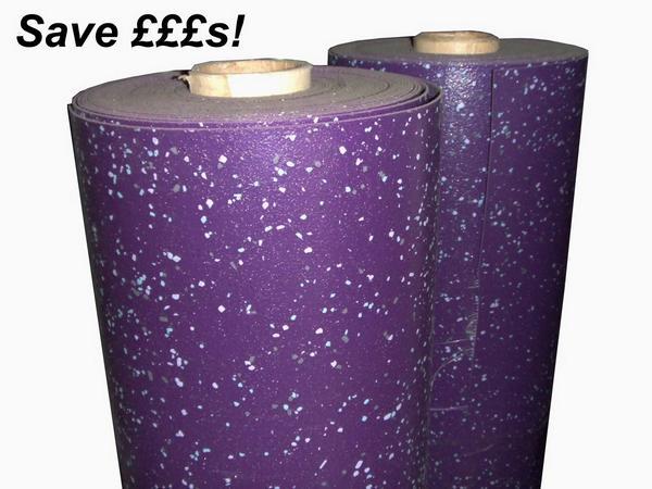 Purple tiles bathroom - Purple Non Slip Safety Flooring Vinyl Lino Floor Ebay