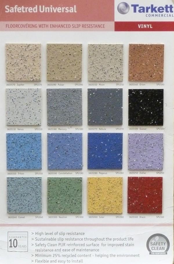 Tarkett Safetred Universal Anti Slip Safety Flooring Ebay