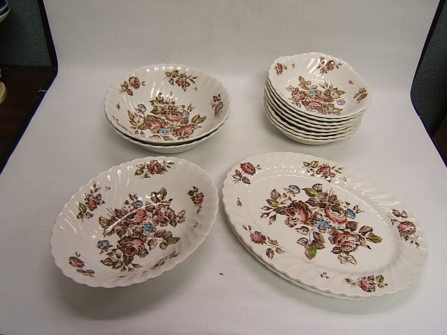 Vintage Johnson Brothers China & Johnson Brothers Vintage China England