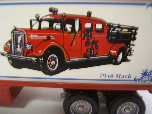 1948 Mack Truck : Winross pennsylvania pump primers mack ford
