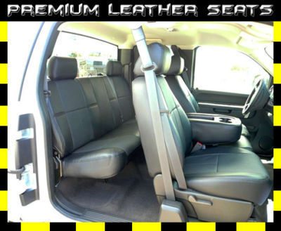 clazzio covers 2007 2011 chevy silverado leather seat covers truck. Black Bedroom Furniture Sets. Home Design Ideas