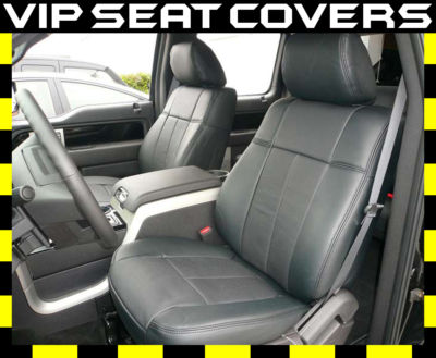 Dodge Truck Seat Covers >> Clazzio Covers : 2011 Ford F250 F350 Crew Cab Leather Seat Covers Clazzio