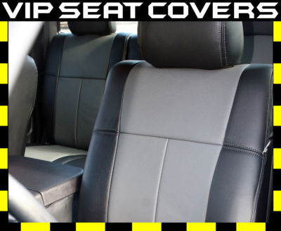Gmc Seat Covers >> Clazzio Covers : 2007-2012 Toyota Tundra Double Cab Leather Seat Covers