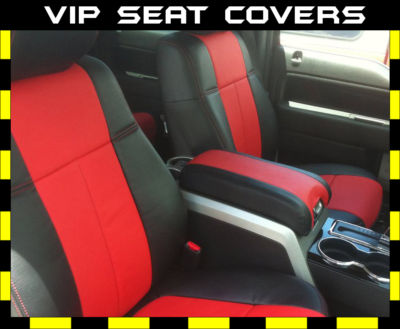 Clazzio Covers 2011 Ford F250 F350 Crew Cab Leather Seat