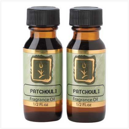 Patchouli Scent Fragrance Oils