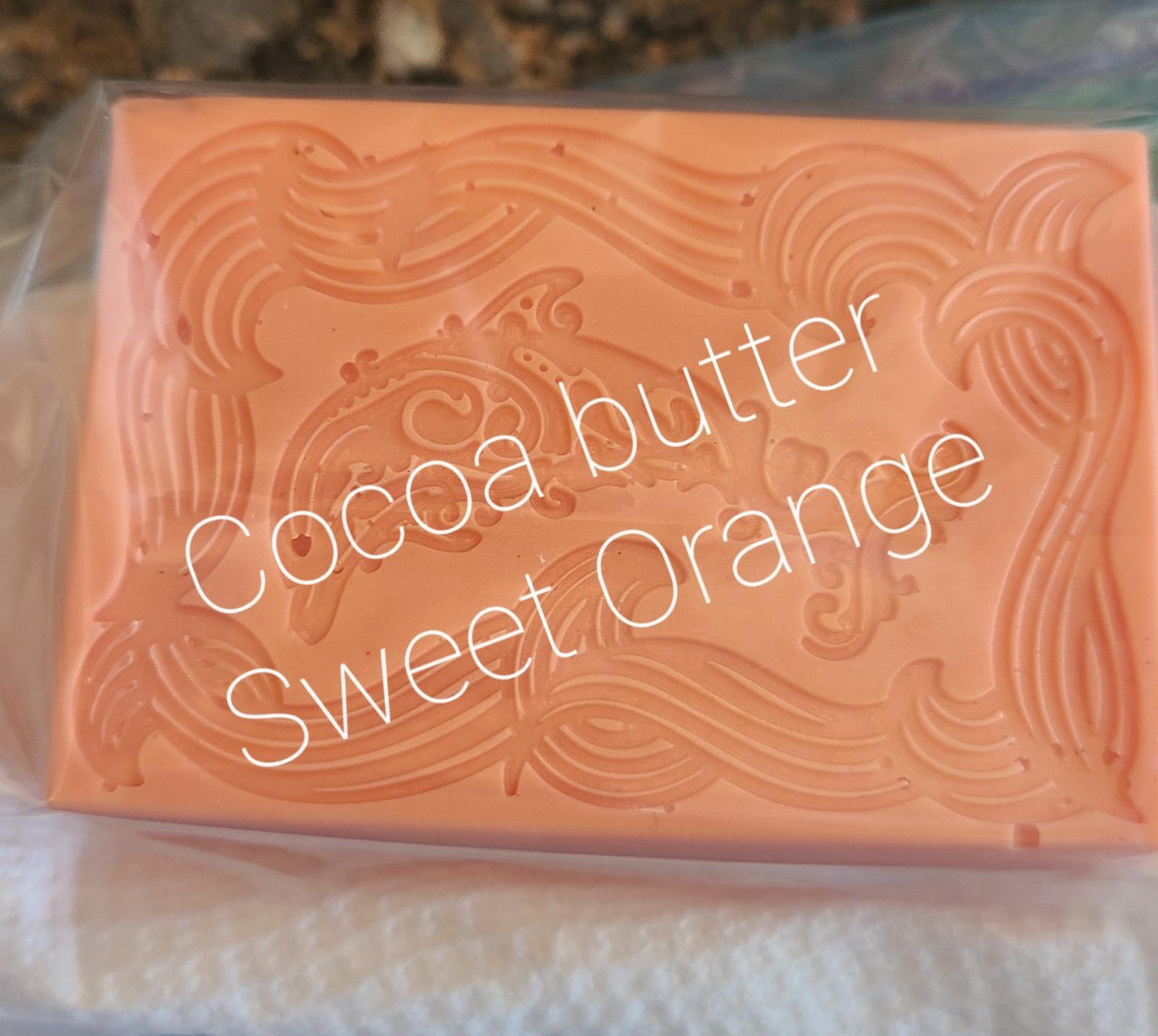 Cocoa Butter Handmade Soap