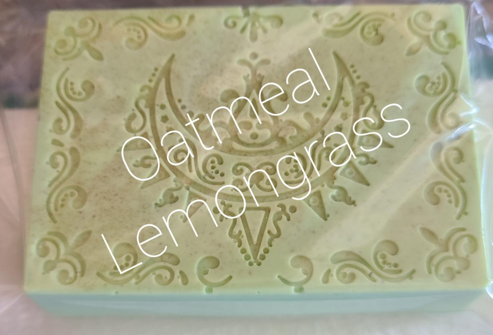 Oatmeal Bar Soap