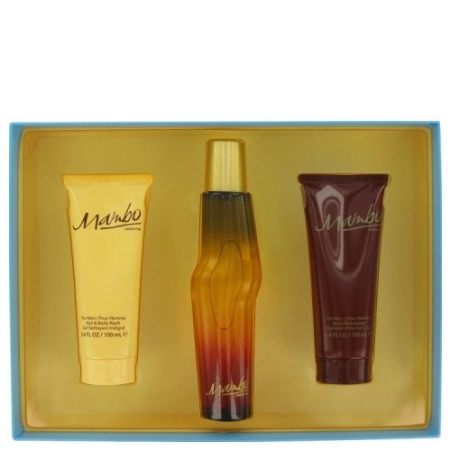 Mambo By Liz Claiborne Gift Set -- 3.4 Oz Cologne
