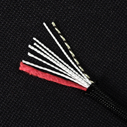 550 Firecord Paracord Parachute Cord Emergency Fire