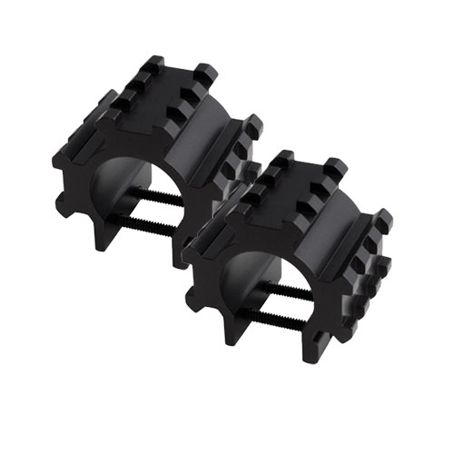 Laserlyte Shotgun Laser: TWO NEW LASERLYTE SHOTGUN TRI-RAIL BARREL MOUNT SYSTEM