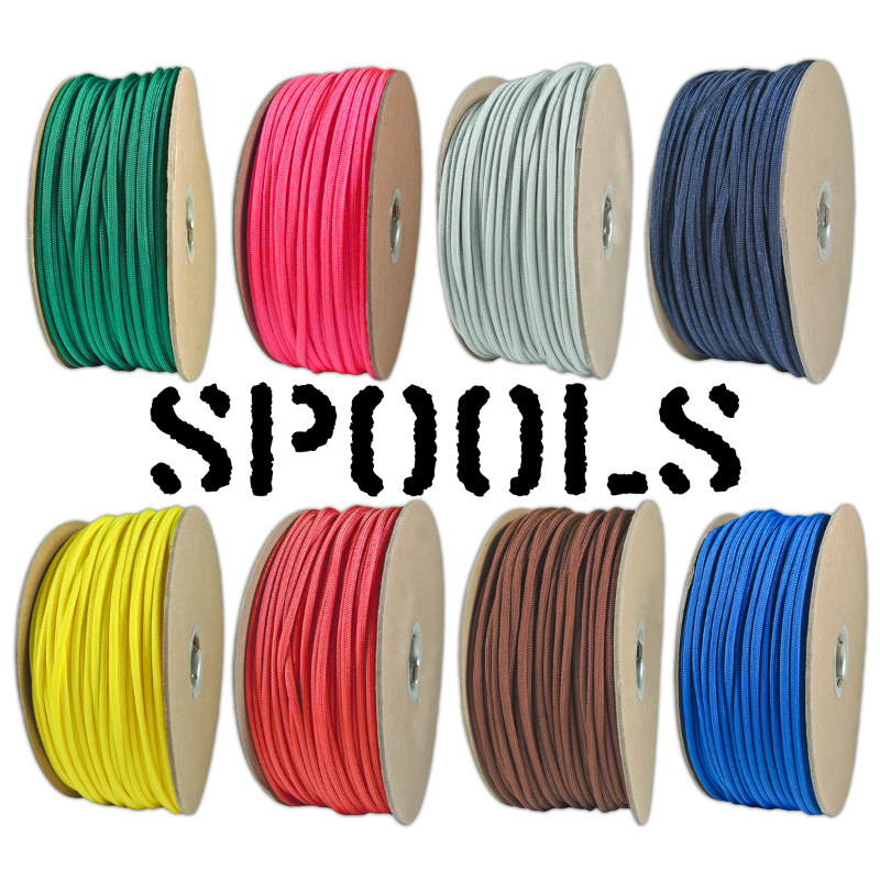 Check out our most popular paracord colors