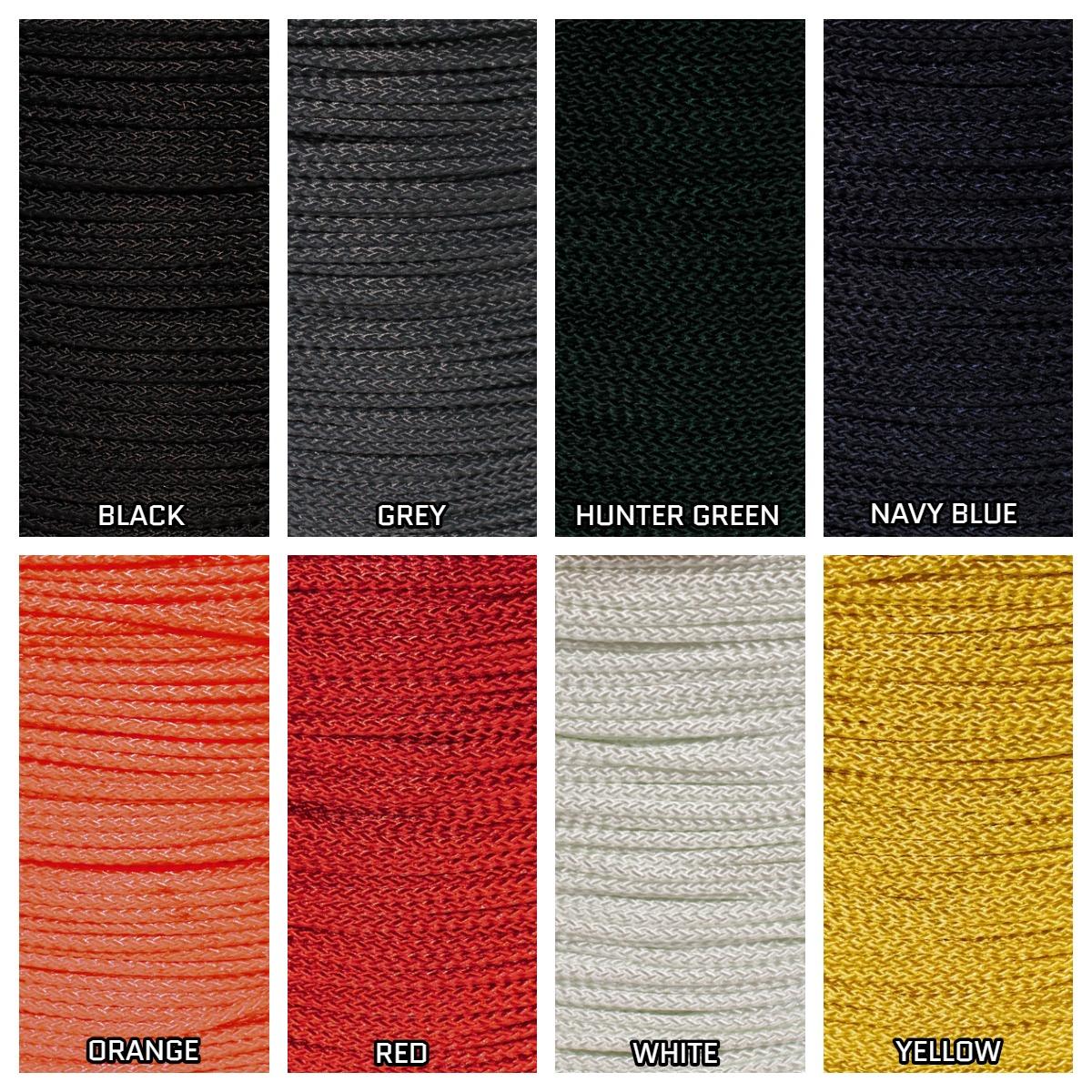 KnotRite 100/% Nylon Rope 1//4 x 100 ft Quality Nylon Rope
