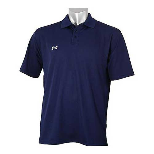 new under armour mens performance team polo blue 4xl ebay