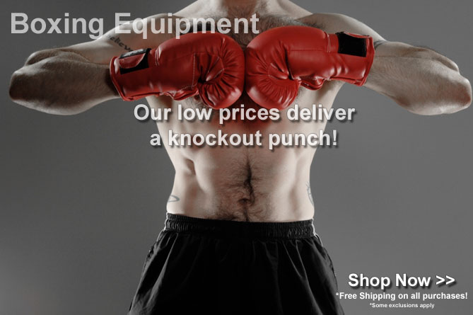Shop all of our Boxing Equipment