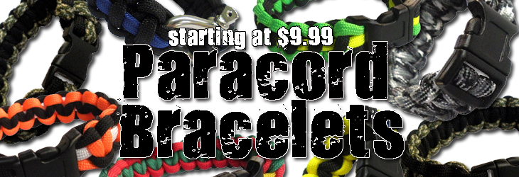 Paracord Planet Paracord Bracelets!