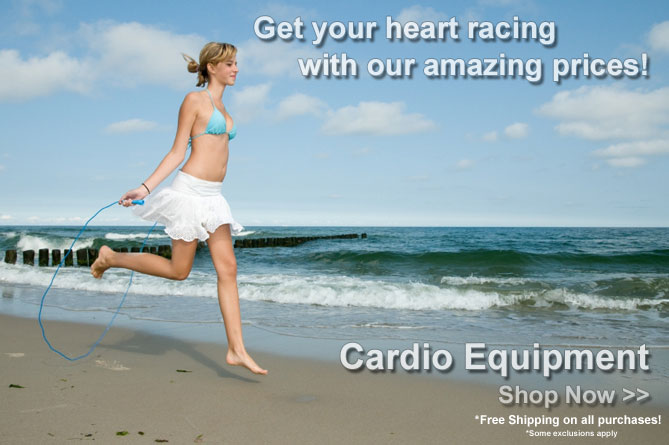 Shop all of our Cardio Equipment!