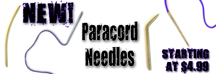 Paracord Needles Now Available!!