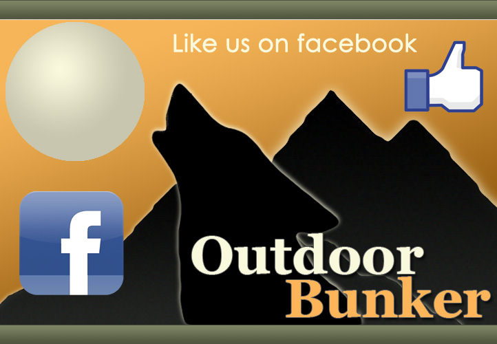 Like OutdoorBunker on Facebook