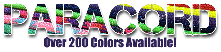 Paracord Planet Paracord- Over200 Paracord Colors Available! Shop for All your Paracord Projects Here!!