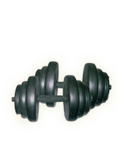 Picture of a dumbbell
