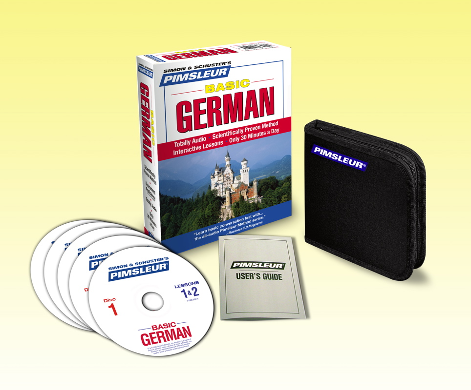Amazon.com: Drive Time German: Beginner Level ...