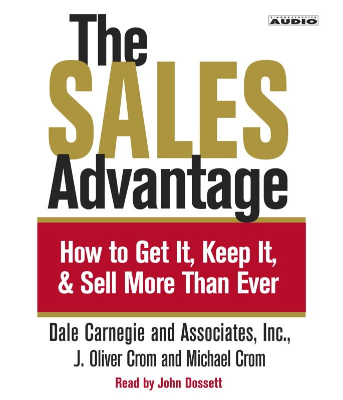 dale carnegie sales training pdf