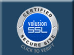 Site secured by Volusion