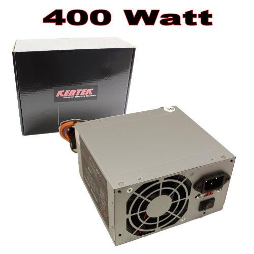 new 400 watt atx computer power supply desktop pc 400w ebay. Black Bedroom Furniture Sets. Home Design Ideas