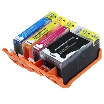 accstation select 4 pk hp 920xl combo set ink cartridges for 6500 printer. Black Bedroom Furniture Sets. Home Design Ideas