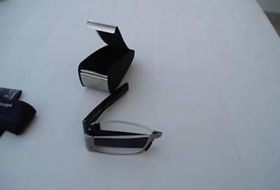 0f48fc963d24 ... Porsche Design Reading Glasses +1.50 Model  P 881 ...