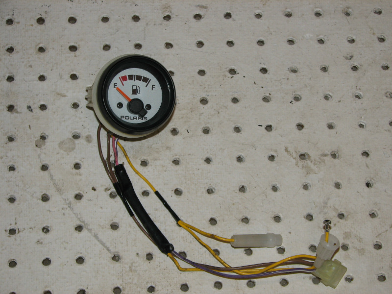 2002 POLARIS EDGE X 600 M10 E/R FUEL GAS GAUGE