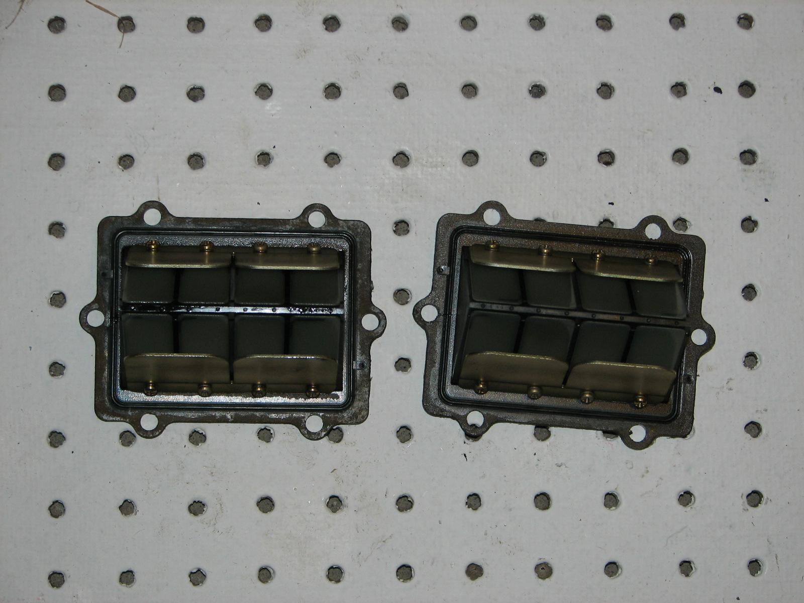 2003 POLARIS EDGE 700 SKS 144 REED CAGES 1201825