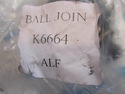 2006 GMC ENVOY SLT 4X4 4.2 BALL JOINT TIE RODS SWA