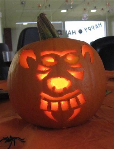 CS Pumpkin