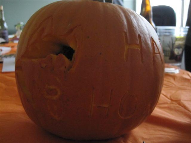 QA Pumpkin